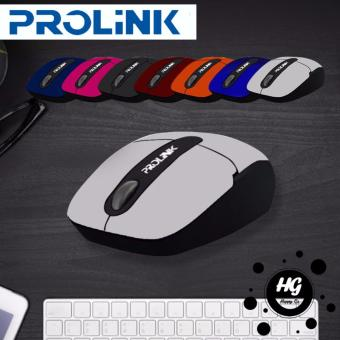 Prolink PM0712G Super Mini Nano Wireless Mouse (Silver) Price Philippines