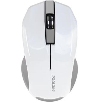 Prolink PMW6001 Wireless Nano 2.4Gh USB Optical Mouse (White) Price Philippines