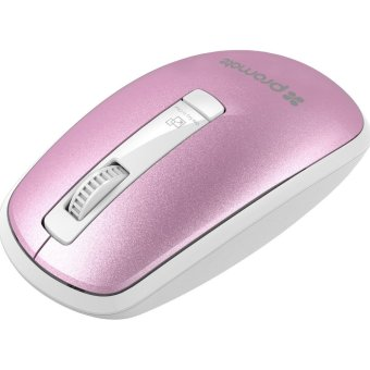 Promate Clix-3 Wireless Optical Mouse (Pink) Price Philippines