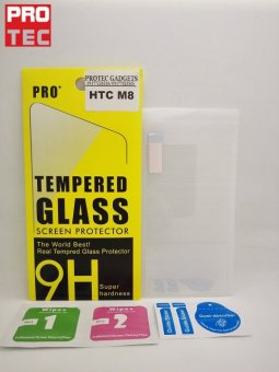 Protec Tempered Glass Screen Protector for HTC M8 Price Philippines