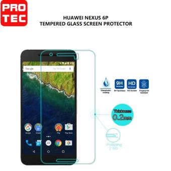 Protec Tempered Glass Screen Protector for Huawei Nexus 6P