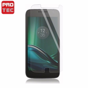 Protec Tempered Glass Screen Protector Motorola G4/PLUS Price Philippines