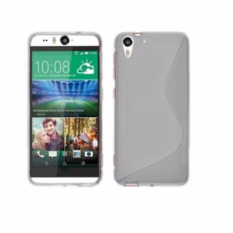 Protec TPU S Line Case for HTC Desire Eye (Clear)