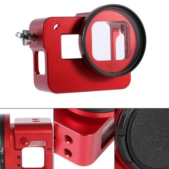 Protective Case Shell Cover For Gopro Hero 5(red) - intl