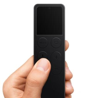 Protective Dustproof Case Silicone Cover for Apple TV 4 Remote Control - intl - 3