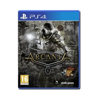 PS4 Video Game Tape - Arcania: The Complete Tale