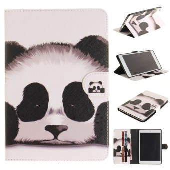 PU Leather Flip Wallet Case for Apple iPad mini 1 / 2 / 3 - intl