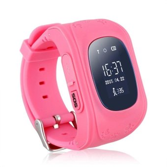 Q50 Kids Smart Watch GPS LBS SOS Call for IOS & Android - intl - 4