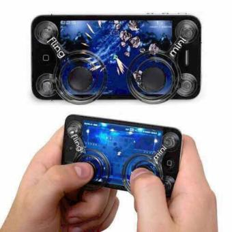 QF Fling mini Joystick Analog Controller for Android & iOS /Mobile Legends / Heroes Evolved (Black) Price Philippines
