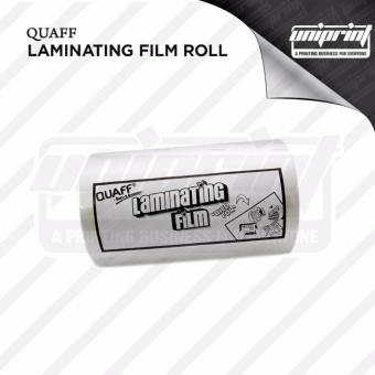 Quaff Laminating Film Roll (4 Inches)