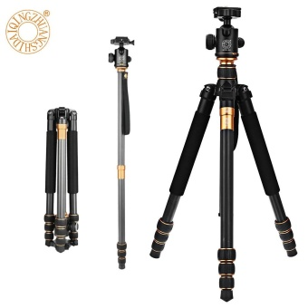 QZSD Q999C 62.2 Inches Lightweight Tripod Monopod with 1/4 Screw -intl Price Philippines