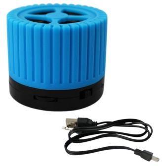 R10 Mini Bluetooth Speaker (Blue)