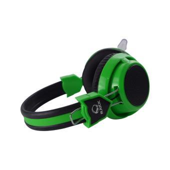 Rakk Headset Green - 3