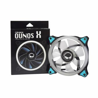 Rakk Ounos X 120mm Eclipse Blue Led Fan
