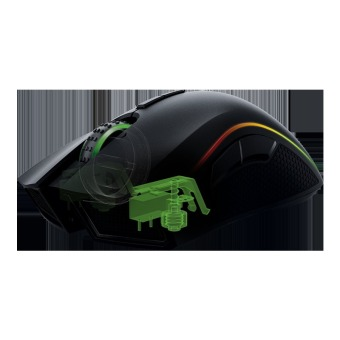 Razer Mamba 16000 Chroma Wired & Wireless Gaming MulticolorMouse - 3
