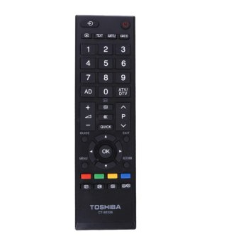 RC TV Remote For TOSHIBA CT-90326 CT-90380 CT-90336 CT-90351 - intl