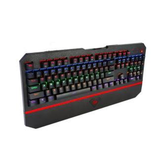 Redragon K558 Anala Mechanical Gaming Keyboard (Black) - 3
