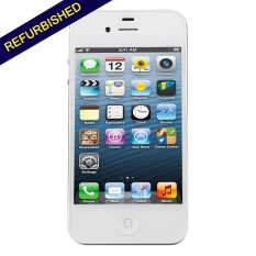 REFURBISHED Apple IPhone 4 16GB White IMPORTED