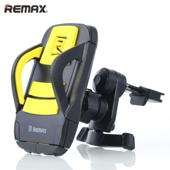 Remax Car Air Vent Mount Mobile Phone Holder 360 Degree Rotate Cell Phone Holder for Car - intl