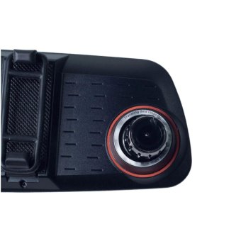 Remax CX-03 Rear-View 1080P Full HD Rear View DVR Mirror with Reverse Camera - 4