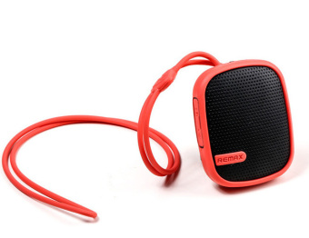 Remax Music Box RB-X2 mini Portable Bluetooth Speaker (Red)