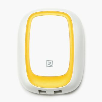 Remax USB Wall Charger (Yellow)