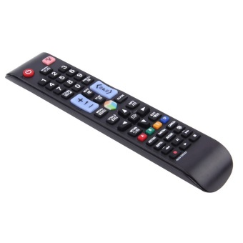 Remote Control For Samsung AA59-00638A 3D Smart TV (Black) - 3