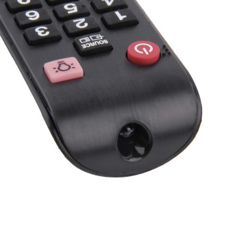 Remote Control For Samsung AA59-00638A 3D Smart TV (Black) - 5