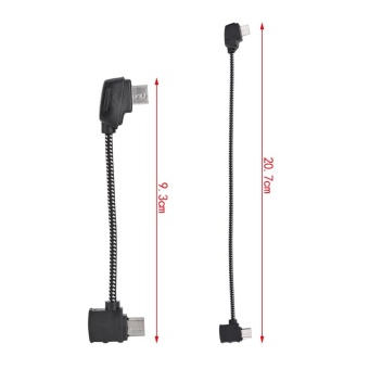 Remote Controller Standard Data Line Cable For DJI Mavic Pro(ForAndroid Mobile Phone) - intl - 5