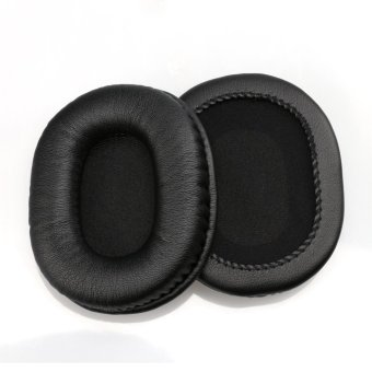Replacement Protein Leather Ear Pads Cushion for Audio-technicaATH-M40x M50 M50S M20 M30 M40 ATH-SX