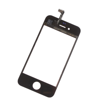 Replacement Touch Screen Glass Digitizer for Apple iPhone 4S (Black)