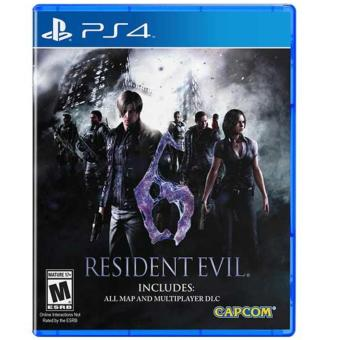 RESIDENT EVIL 6 PS4 GAME (R3,R1) MINT CONDITION
