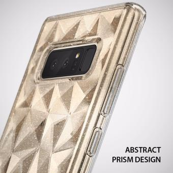 Ringke Air Prism Case for Samsung Galaxy Note 8 (Glitter Gray) - 3