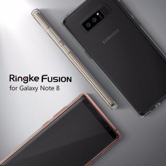 Ringke Fusion Case for Samsung Galaxy Note 8 (Smoke Black) - 5
