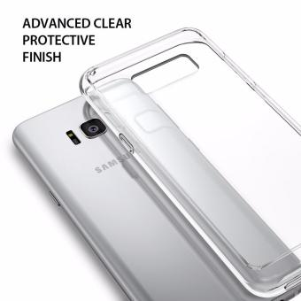 Ringke Fusion Case for Samsung Galaxy S8 (Clear) - 3