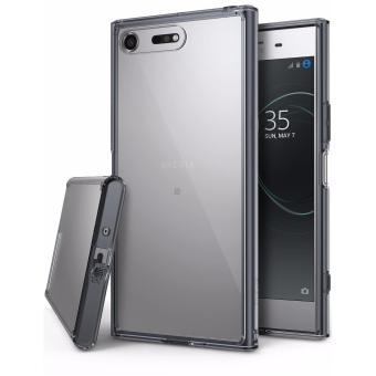 Ringke Fusion Case for Sony Xperia XZ Premium (Smoke Black) Price Philippines