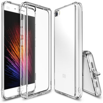 Ringke Fusion PC And TPU Back Cover Case For Xiaomi Mi 5 (Clear) - intl
