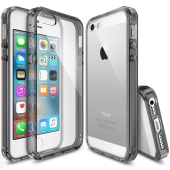 Ringke Fusion PC/TPU Case for Apple iPhone SE/5S/5/5 (Smoke Black)