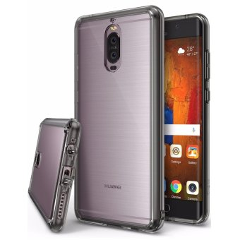 Ringke Fusion TPU Bumper Case for Huawei Mate 9 PRO (Smoke Black)