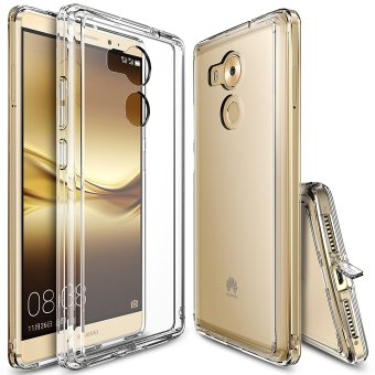 Ringke Fusion TPU Bumper Cover Case for Huawei Mate 8 (Clear)