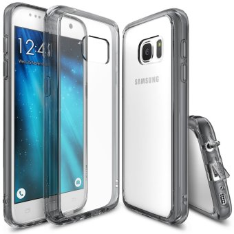 Ringke Fusion TPU Bumper Cover Case for Samsung Galaxy S7 (SmokeBlack)
