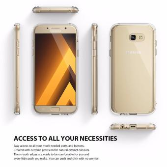 Ringke Fusion TPU Cover Case for Samsung Galaxy A5 2017 (Clear) - 4