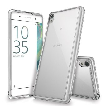 Ringke Fusion TPU Cover Case for Sony Xperia XA (Clear) Price Philippines