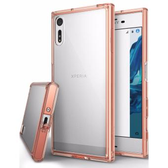 Ringke Fusion TPU Cover Case for Sony Xperia XZ/XZs (Rose Gold) Price Philippines