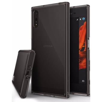 Ringke Fusion TPU Cover Case for Sony Xperia XZ/XZs (Smoke Black)