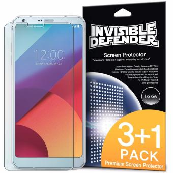 Ringke Invisible Defender Clear Screen Protector for LG G6