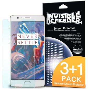 Ringke Invisible Defender Screen Protector for OnePlus 3/3T Price Philippines
