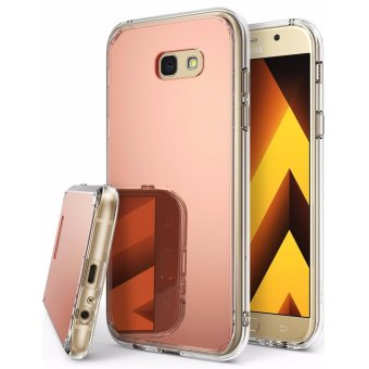 Ringke Mirror Case for Samsung Galaxy A7 2017 (Rose Gold) Price Philippines