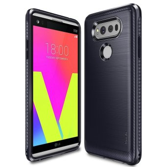 Ringke Onyx PU Cover Case for LG V20 (Navy) Price Philippines