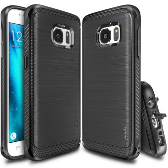 Ringke Polyurethane Onyx Case for Samsung Galaxy S7 Edge (Black) Price Philippines